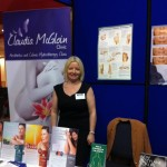 Claudia McGloin exhibiting the Claudia McGloin Clinic